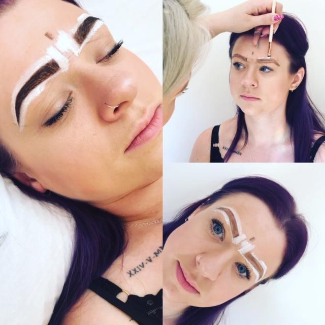 Henna Tattoo Eyebrow Course: Beauty Training School